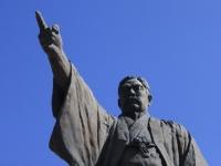 岩崎彌太郎像