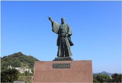 岩崎彌太郎之像