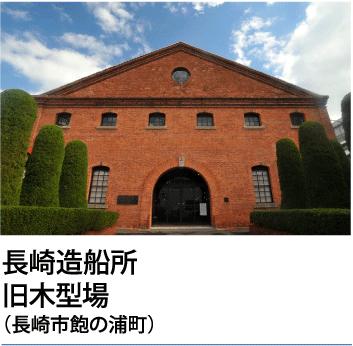 長崎造船所 旧木型場