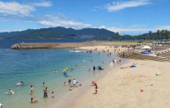 高島海水浴場